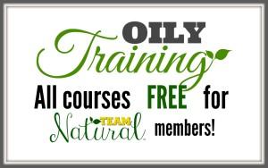 Oily Training Graphic