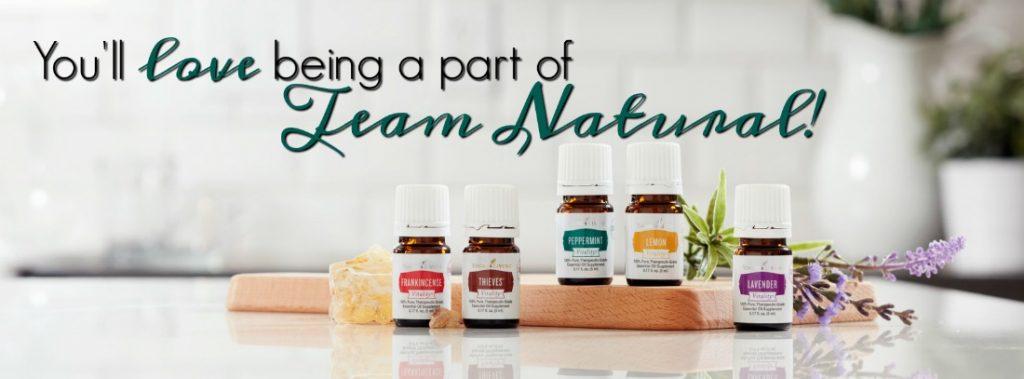 You'll Love Team Natural